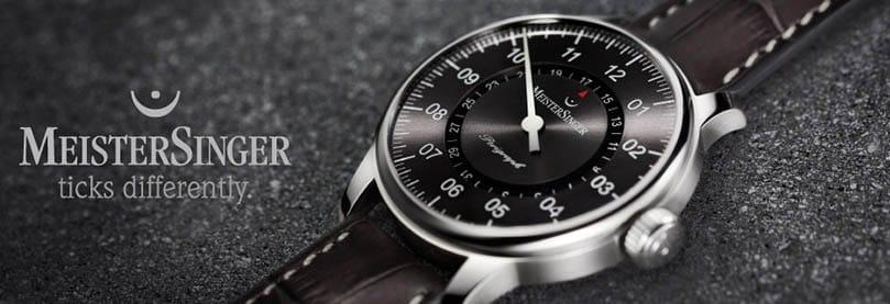 relojes alemanes MeisterSinger