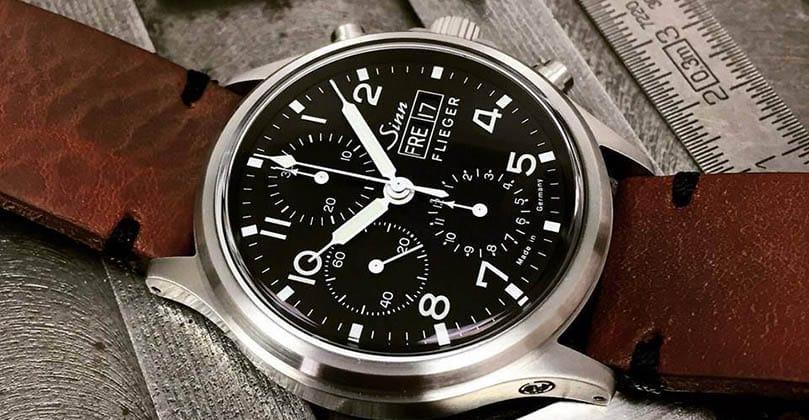 relojes alemanes Sinn