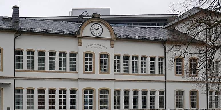 A Lange & Sohne Stammhaus Glashütte