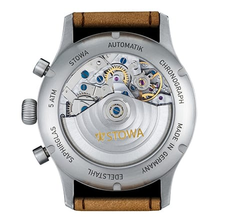 reloj flieger stowa moderno
