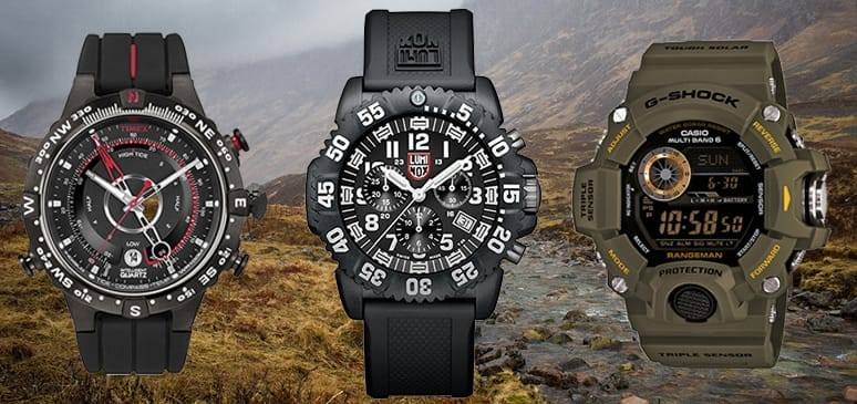 b08c45f57c49 Relojes militares tácticos. Los mejores y más baratos de 2019 ...