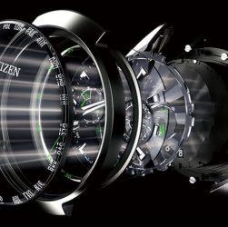 tecnología de los relojes citizen eco drive