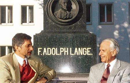 Walter Lange, el relevo generacional