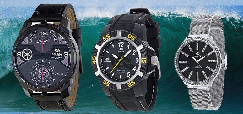 58e9944e35f1 Los 10 mejores relojes Marea para hombre y mujer de 2018