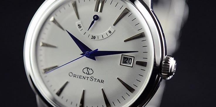 d6a8d4d86dca Orient es la tercera compañía en Japón por volumen de relojes producidos  solo superada por Citizen y Seiko