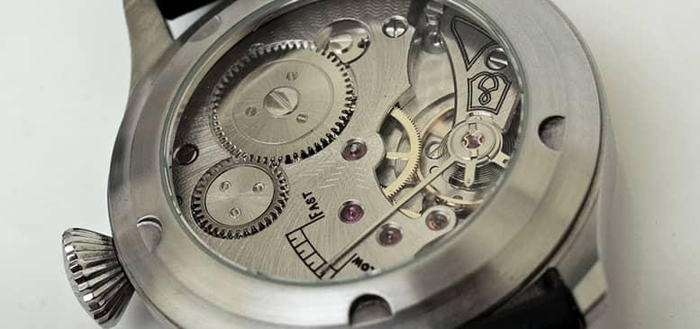 reloj automático barato