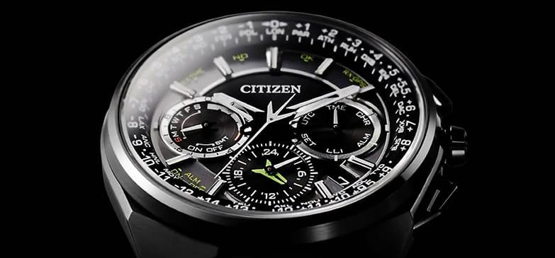 reloj japones citizen