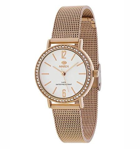 reloj Marea en oro rosa