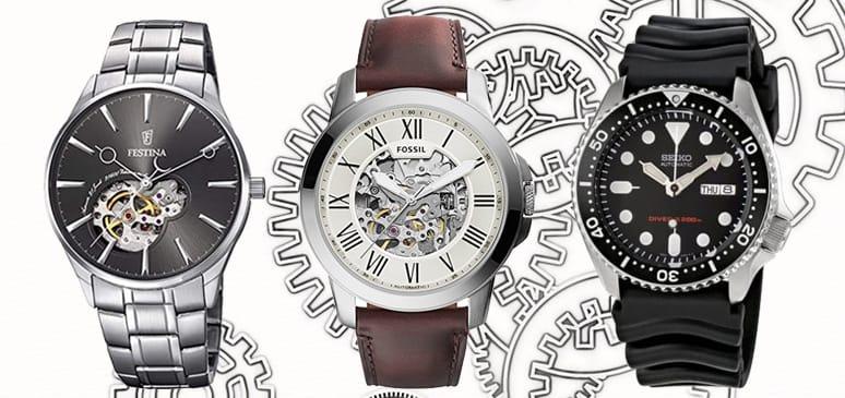 92641cb66 Los mejores relojes automáticos baratos relación Calidad / Precio | Relojes .Wiki