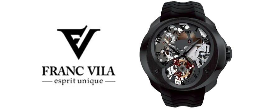 relojes Franc Vila