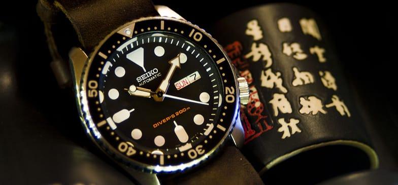 4a41a4679f89 Relojes japoneses. Todas las marcas y su historia
