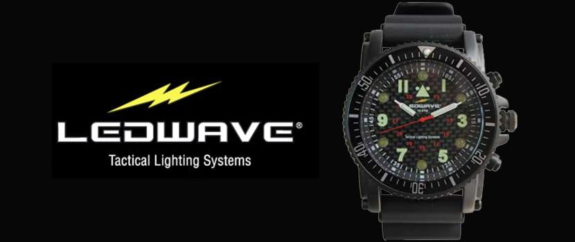 relojes militares españoles Ledwave