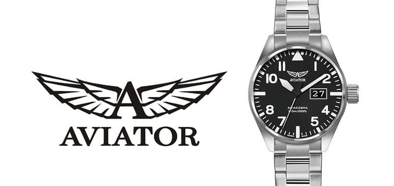 Relojes rusos Aviator