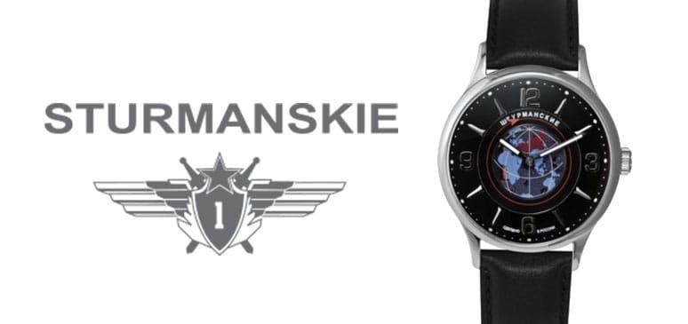 relojes rusos sturmanskie