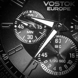 relojes rusos vostok