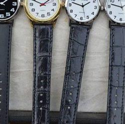 correas de reloj