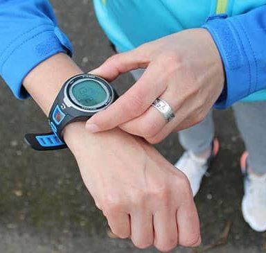 relojes deportivos en acción
