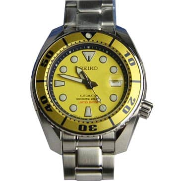 seiko yellow sumo SBDC017