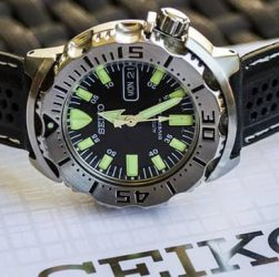 relojes de buceo seiko