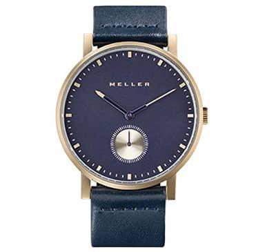 uno de los relojes Meller