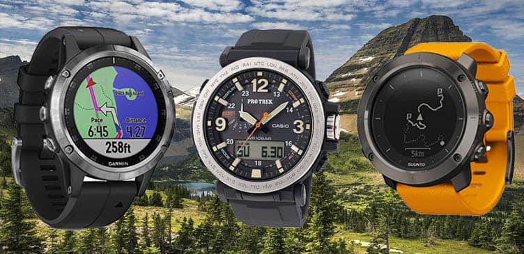 mejores relojes de montaña