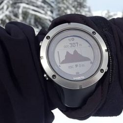 relojes de montaña en acción