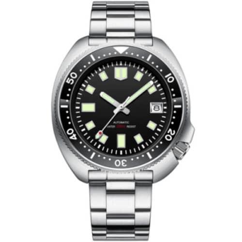 Reloj chino Steeldive 1970