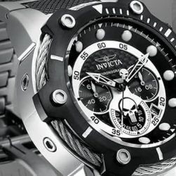 reloj Invicta Punisher 741e993b778b