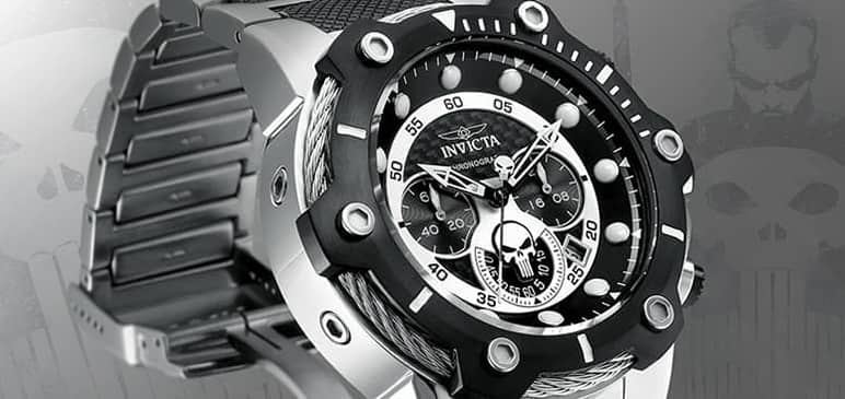 reloj Invicta Punisher
