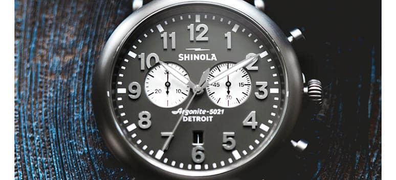 reloj shinola