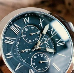 relojes americanos fossil