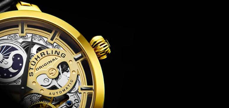 relojes americanos Stührling