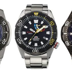 relojes orient m force