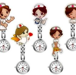 relojes de enfermera