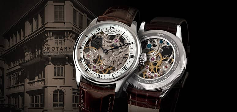 relojes Rotary