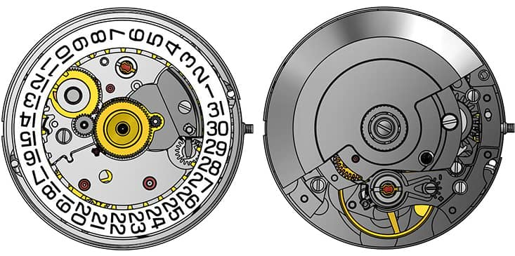 calibre sellita sw200