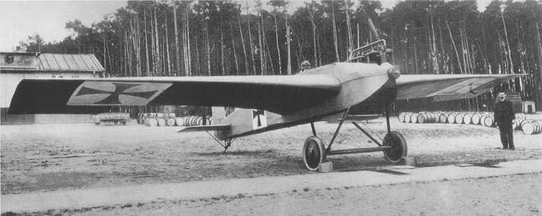avión Junkers J1