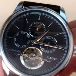 reloj lige LG9843L automático