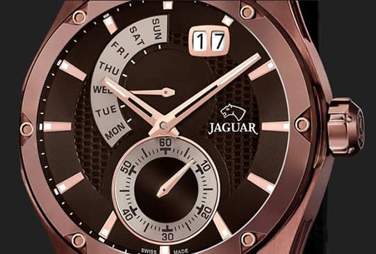 relojes Jaguar Special Edition