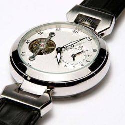 reloj forsining con tourbillon