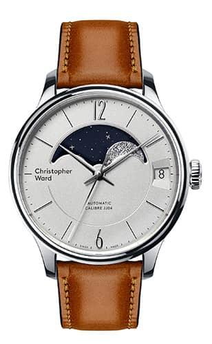 reloj inglés christopher ward