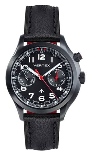 reloj inglés vertex