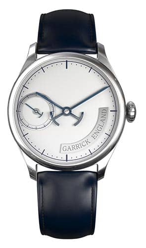 relojes garrick england