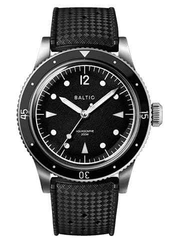 reloj francés baltic aquascaphe