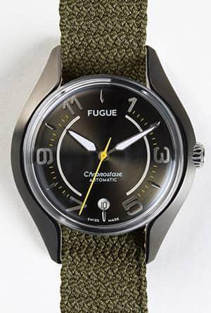 reloj francés fugue