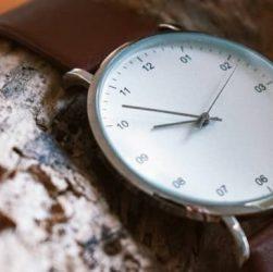 uno de los relojes breil