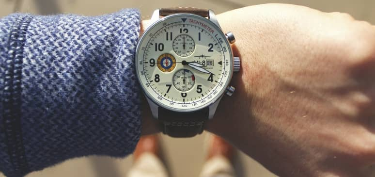 reloj grande para hombre