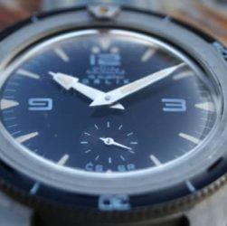 reloj tipo corgeut