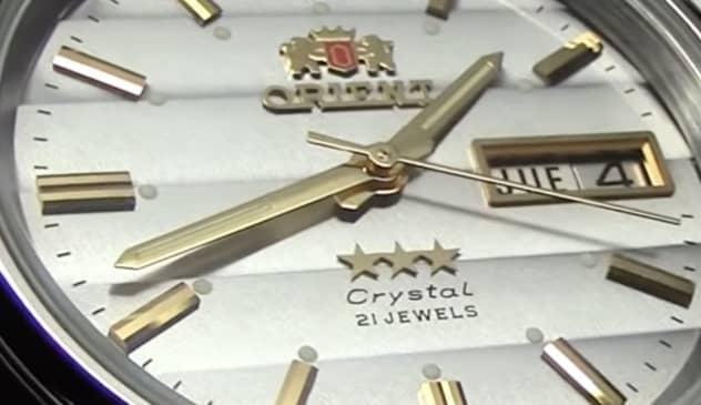reloj orient 3 star